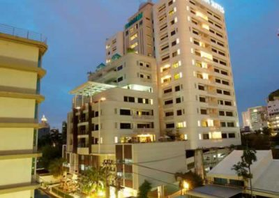 Phachara Suite Sukhumvit view