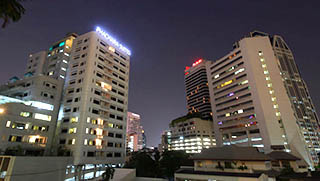 Bangkok Hotels - Phachara Suites