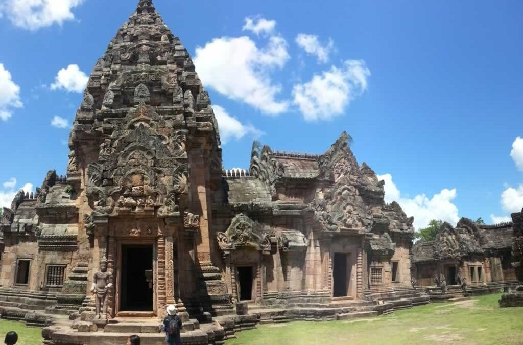 Phanom Rung Accient Kmer-Temple
