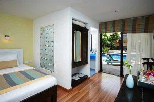 Phra Nang Inn Ao Nang - Deluxe room
