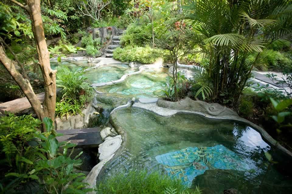 Pools - Waree Raksa Hot Spring Spa