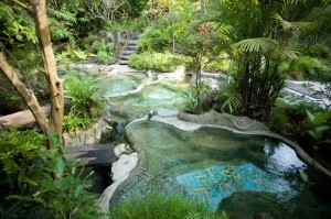 Pools - Waree Raksa Hot Spring Spa