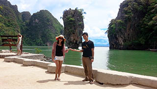 Thailand Tours - Private Phang Nga Bay Tour