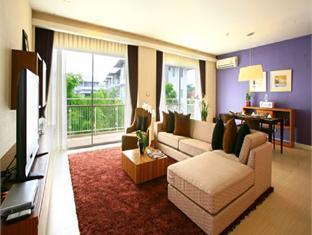 Suite at Park 9 Apartments Bangkok