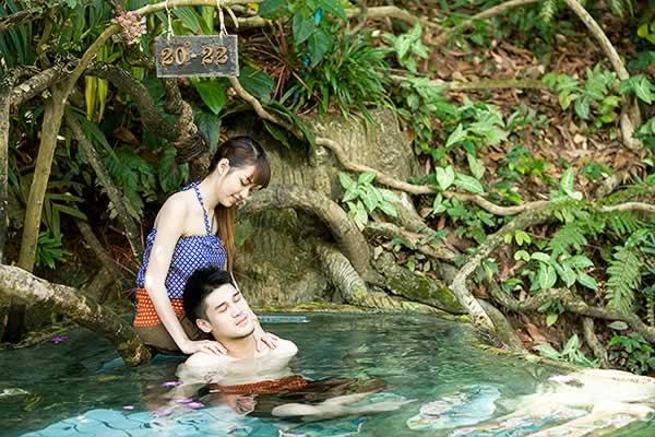 Waree Raksa Hot Spring Spa Krabi
