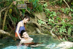 Waree Raksa Hot Spring Spa Krabi