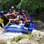 Krabi Activities - White Water Rafting Krabi