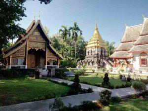 Chiang Mai - Wat Chiang Man