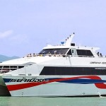 Krabi transfers to Koh Phangan with Bus & High Speed Ferry.