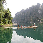 Phuket Tours to Khao Sok National park