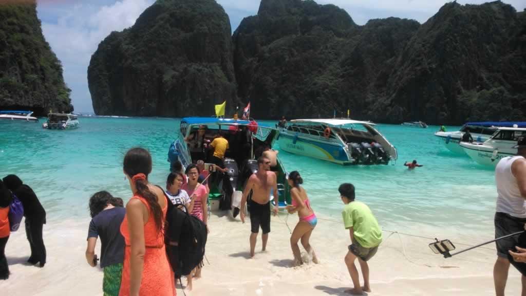 Koh Phi Phi Tour Krabi - Maya Bay