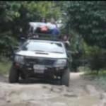 Koh Samui Island tour 4x4