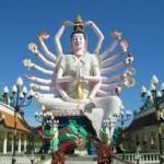 Koh Samui Sightseeing Toours - Wat Laem