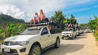 Koh Samui Activities - Koh Samui 4x4 Island Tour