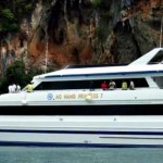 Krabi Ferry transfers with Ao Nang Princess