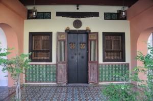 Old Phuket Town House on Thalang Road