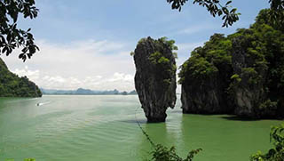 Phuket Tours - Phang Nga Bay & James Bond Island Tours