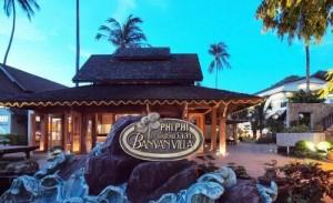 Phi Phi Banyan Villa Hotel on Phi Phi Island