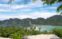 Phi Phi Island View Point Tour