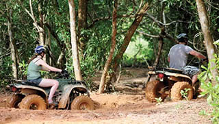 Phuket Activities - ATV Adventure
