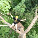 Phuket Activities - Ziplining