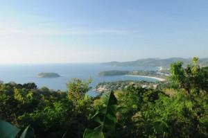 Phuket Island Tours - Kata Noi View Point