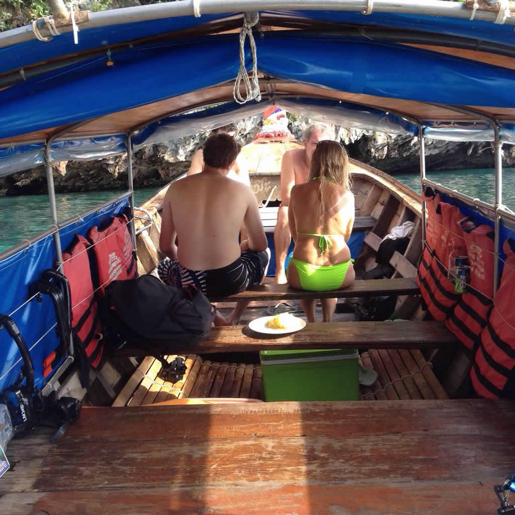Private Phi Phi Island Tour  Easy Day Thailand Tours
