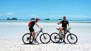 Koh Samui Activities - Koh Samui Bicycle Tours