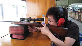 Phuket Activities - Shooting Range