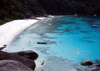 Similan Islands - Donald Duck Bay View