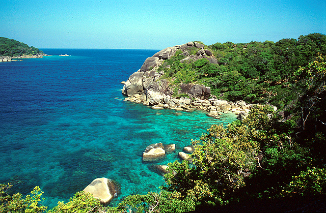 Similan Islands Snorkeling Tours Easy Day Thailand Tours