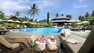 Koh Samui Hotels - Smile House at Fisherman Village