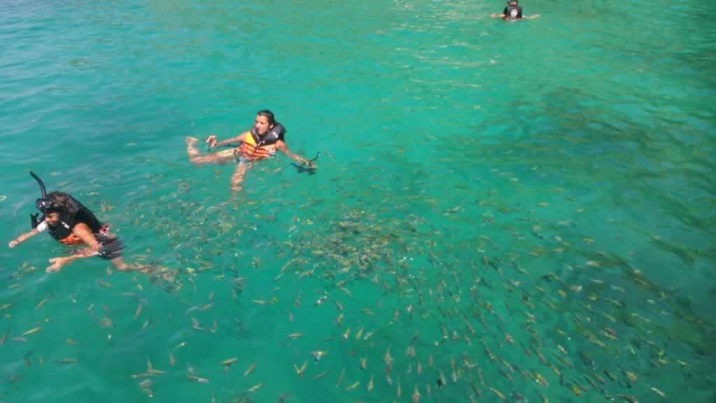 Snorkeling 4 Island Tour Krabi