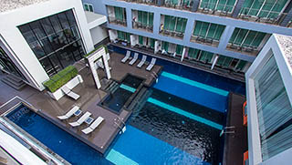 Phuket Hotels - Sugar Marina Fashion