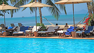 Koh Samui Hotels - The Waterfront Resort