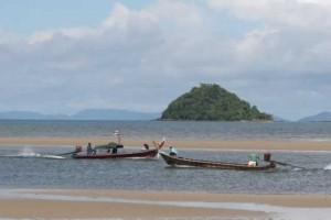 Trang - Long Tail Boats