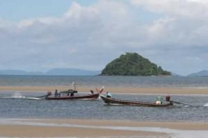 Trang - Long Tail Boats