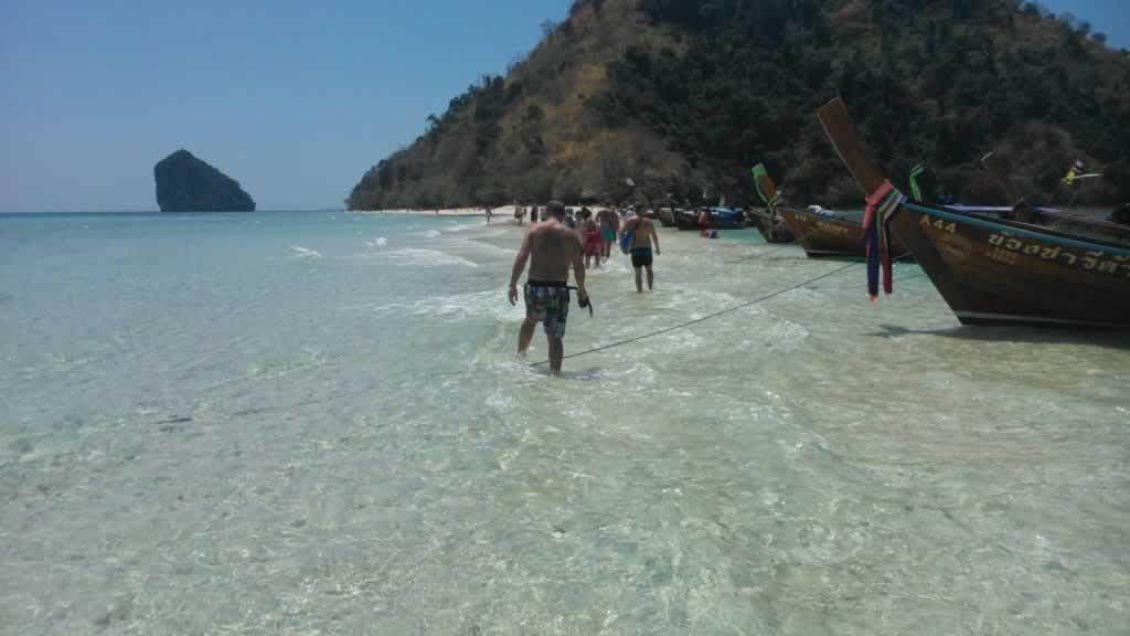 Tub Island Krabi