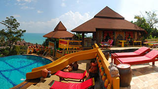 Koh Samui Hotels - Varinda Garden Resort
