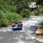 Phuket Rafting Tour activities