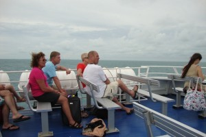 Samui Snorkeling Tour via Ferry