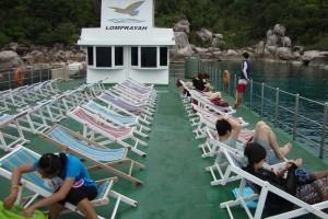 Koh Tao Snorkeling Boat