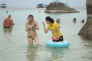 snorkeling ko samui