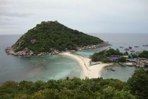 The Beach at Koh Nang Yuan