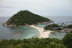 The Beach at Koh Nang Yuan