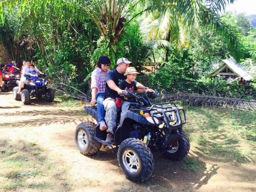 ATV Krabi Tour - Families Welcome