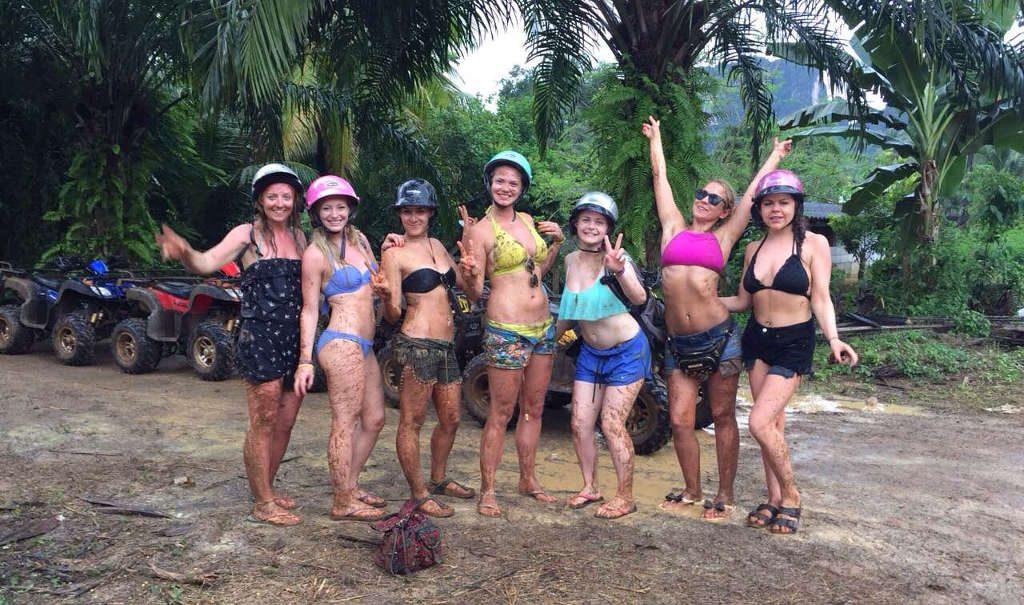 ATV Krabi Tour - Dirty Girls