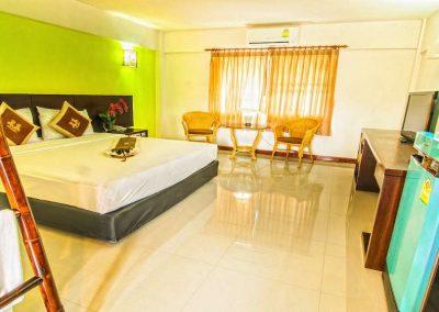 Nak Nakara Chiang Rai - Deluxe Room