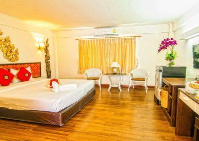 Nak Nakara Chiang Rai - Excecutive Room
