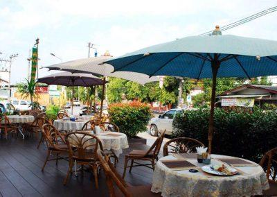 Nak Nakara Chiang Rai - Restaurant Outside Area